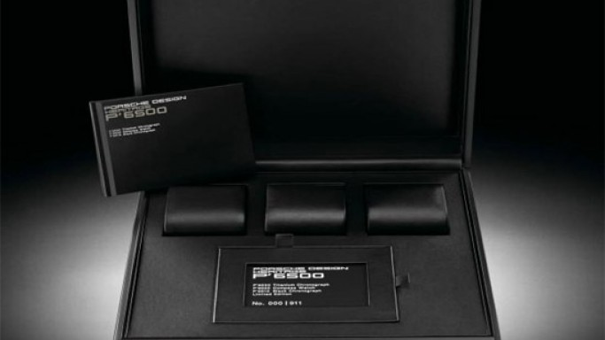 Limited ediiton Porsche Design watches set marks its 40th anniversary