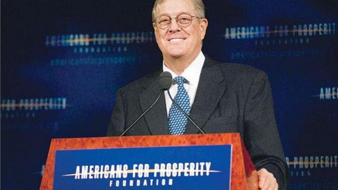 David Koch Foundation