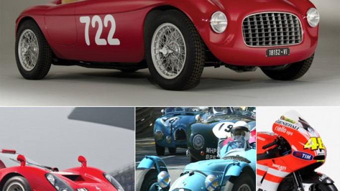 Historic racing cars go up on RM Auctions' Monaco sale