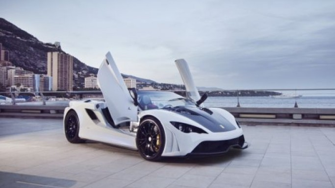 $370,000 Slovenian Supercar Tushek Renovatio T500 is built to order