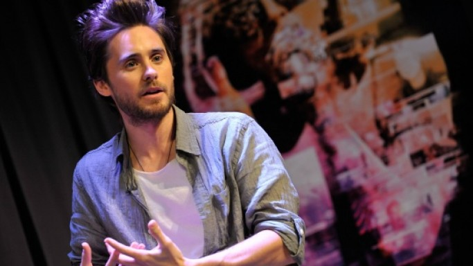 Jared Leto supports the efforts of MusiCares.