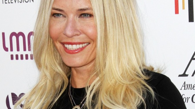 Chelsea Handler has been very supportive of the organization, Stand Up To Cancer.
