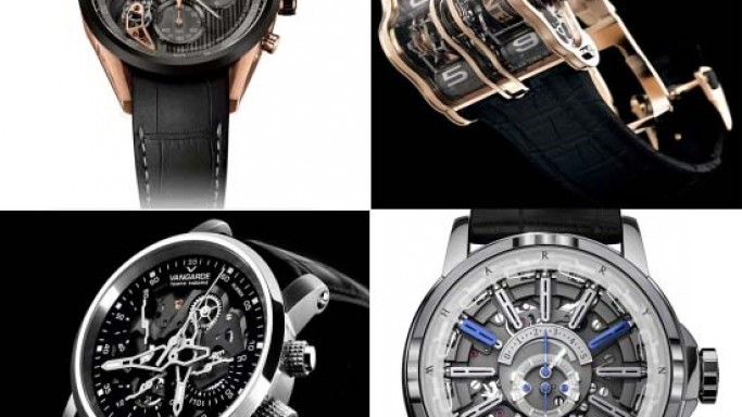 Top 15 Ultra Complicated watches of 2012