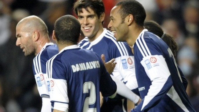 Kaka supports United Nations Development Programme