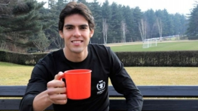 Kaka supports World Food Program