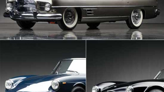 RM Auction's car auction features Don Davis collection for sale