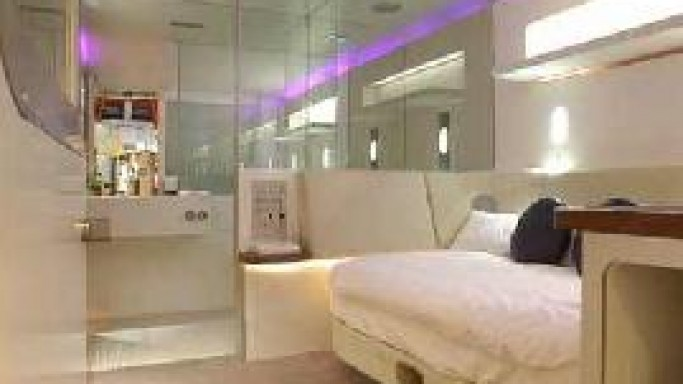 New Luxury Japanese Capsule Hotel