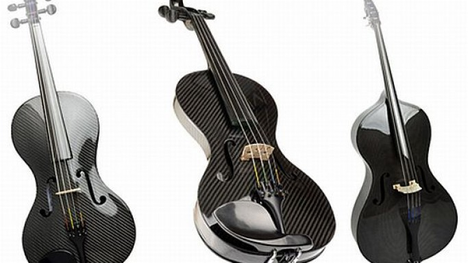 Carbon Fiber Cello from Luis and Clark