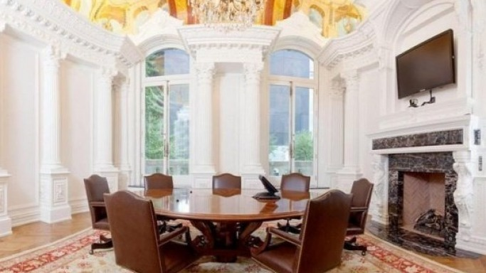 The Philip and Carrie Lehman House: The Most Expensive Home Office at $3,000 Per Square Foot