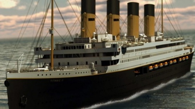 Titanic 2: Scheduled to Set Sail in 2016