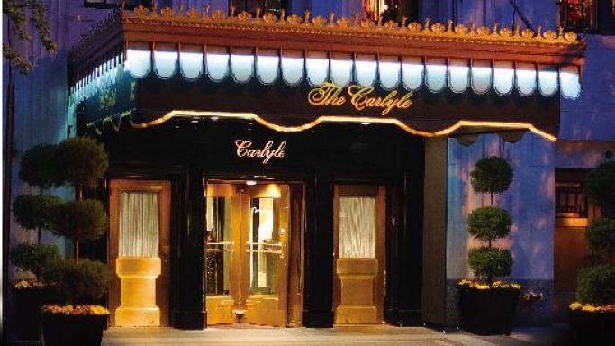 The Carlyle, New York