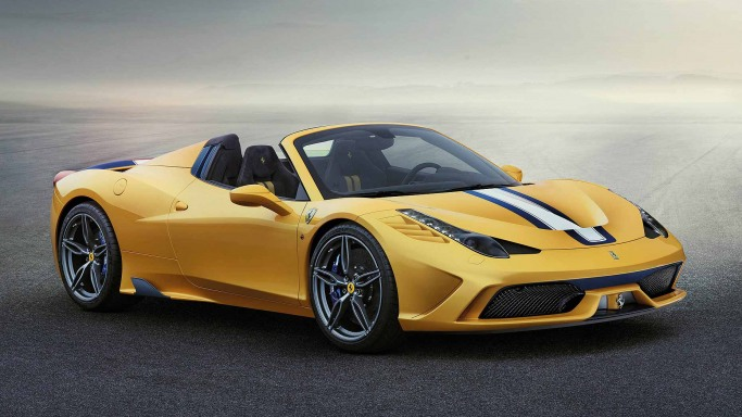 Top 5 Expensive Cars at the 2014 Paris Motor Show