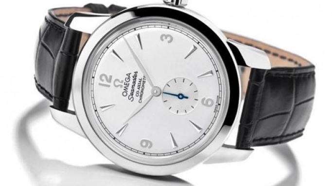 History repeats itself with the Omega Seamaster 1948 Co axial London 2012 limited edition watch