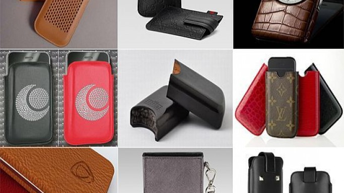 Luxury iPhone Leather Cases