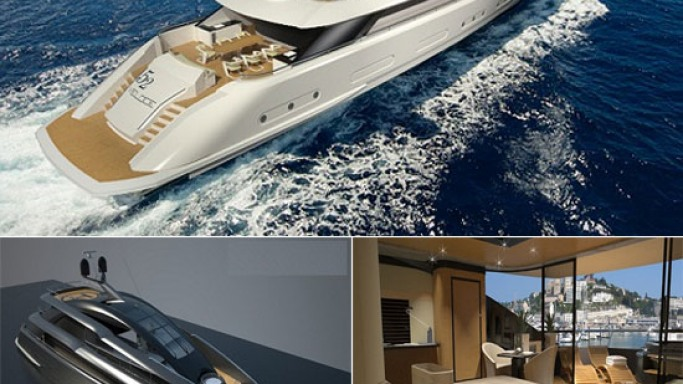 Odyssey's Veloce superyacht oozes power and futuristic styling