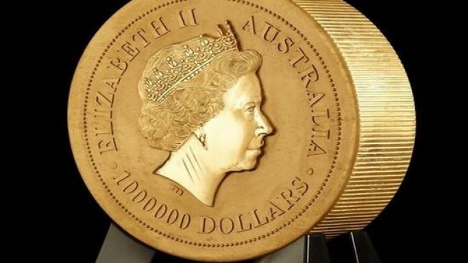 World's largest gold coin by Perth Mint is worth $57.34 million