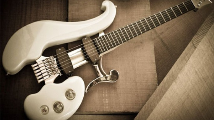 Di Donato Guitars hand-crafted to musical perfection