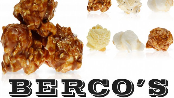 World's most expensive popcorn: Berco's Billion Dollar popcorn