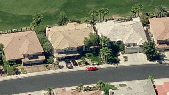 Janet Jackson house in Drive Henderson
