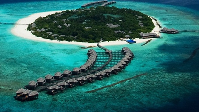 Waldorf Astoria Maldives is the ultimate romantic package for Valentine's Day