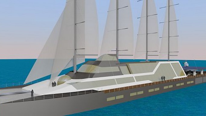 Paracas Yachts design largest sailing Catamaran of the future