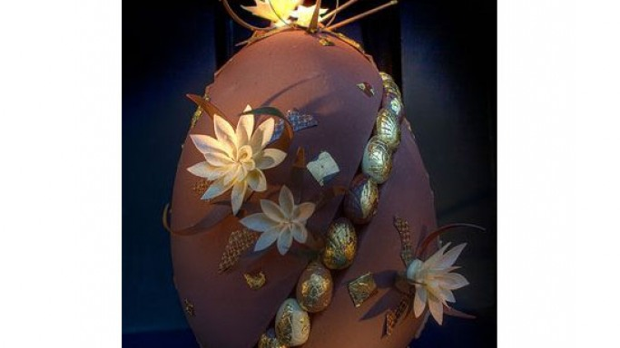 World's Most Expensive Chocolate Easter Egg by William Curley sold for $10,000