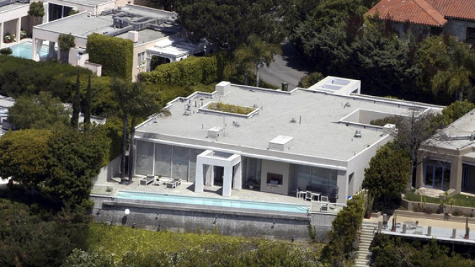 Keanu Reeves house in Los Angles