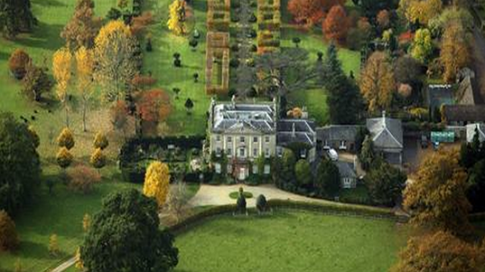 Highgrove House has been the country home of The Prince of Wales since 1981