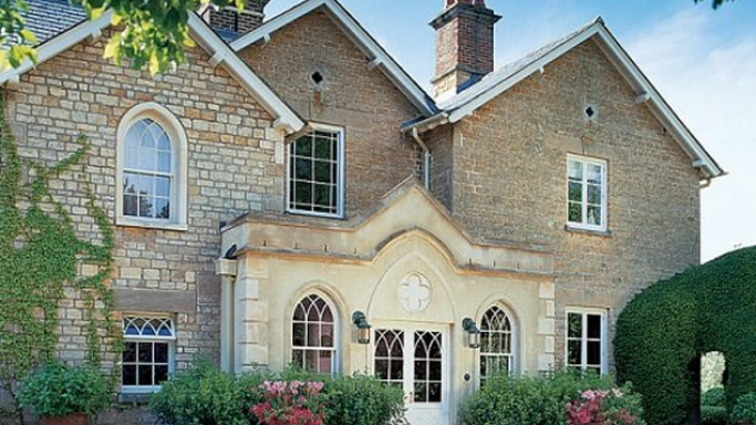 Oxfordshire home