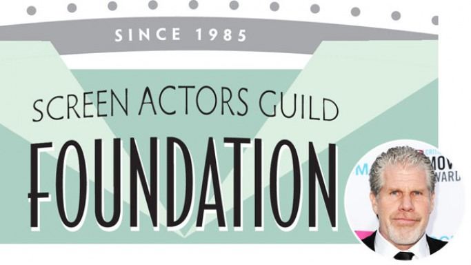 Elizabeth supports Screen Actors Guild Foundation