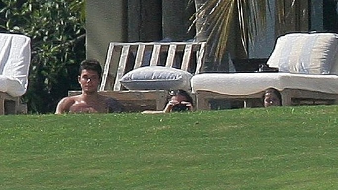 John Mayer Was Spotted Vacationing In Mexico