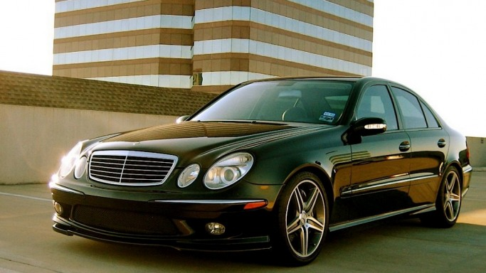Amg e55 review auto express mercedes e55 amg bornrich price features luxury factor sciox Gallery