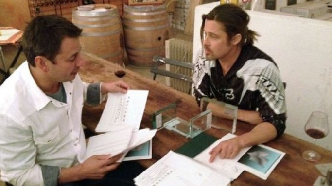 Brad Pitt teams up with Frank Pollaro to launch high end furniture line