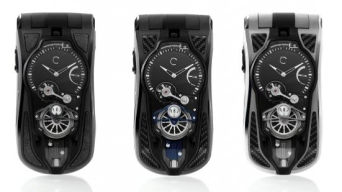 Celsius X VI II to unveil limited edition OptiC GMT mechanical phones