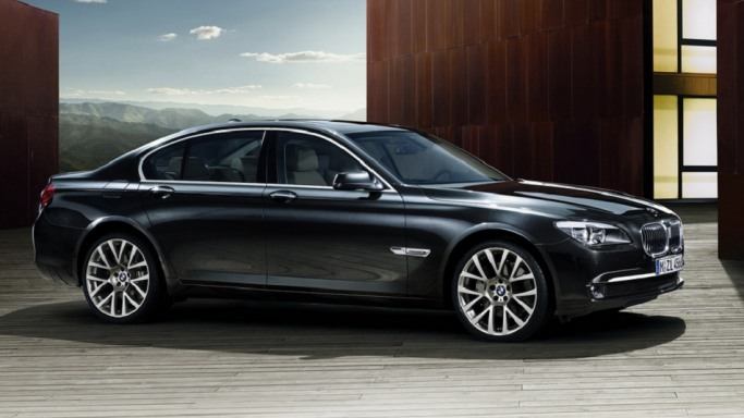 Bmw 7 Series Best Luxury Cars: Bornrich , Price , Features,Luxury
