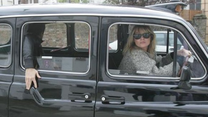London Cab car