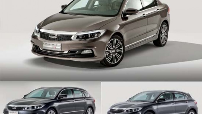Israeli-Chinese automotive start-up Qoros to unveil saloon, estate and crossover models at 2013 Geneva Motor Show