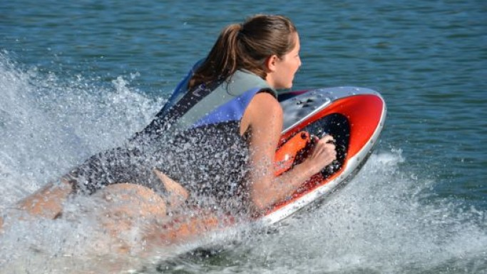 World's first Electric Jet Body Board Kymera lets you experience water like never before at 30mph