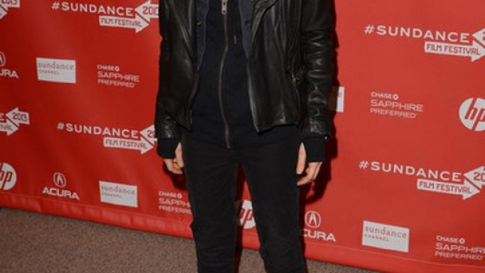 Ellen Page wears Bed Stu 'Tabor' Lace-Up Boot