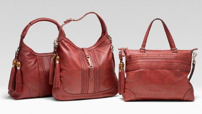 Gucci's eco-friendly handbags shows its commitment to zero deforestation