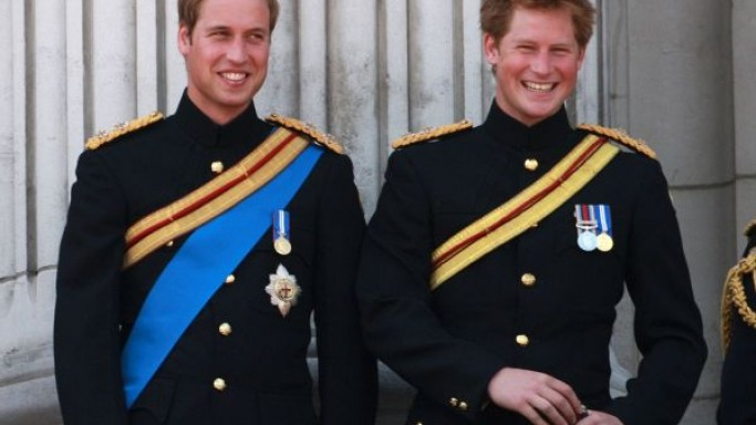 Prince Harry supports The Foundation of Prince William and Prince Harry