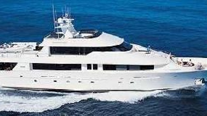 130′ Westport Tri-Deck Luxury Yacht for Sale