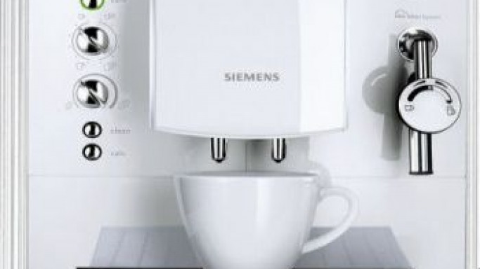 Siemens S70 coffee machine – Complete aroma magic!