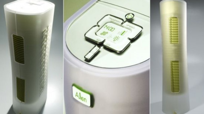 AirMD Air Purifier – Green, Stylish, and highly functional