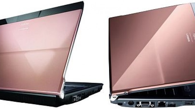 Fujitsu LifeBook Pink Gold – Beauty of power, and the power of beauty