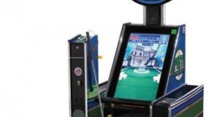 Video Arcade Miniature Golf Game meets your virtual putt-putt needs