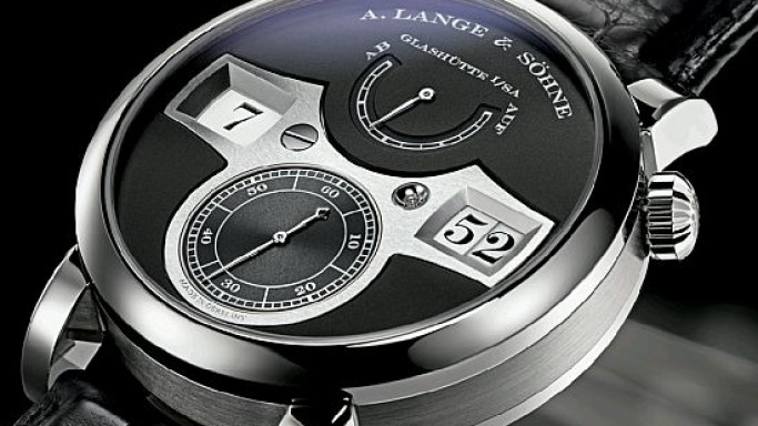 The Lange Zeitwerk wins 'Golden Hand' award