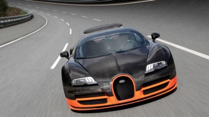 Bugatti Veyron 16.4 Super Sport is the most powerful version to date