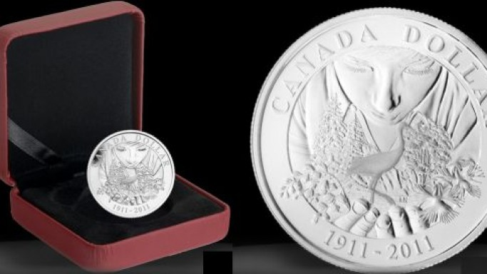 Royal Canadian Mint announces its first collector coin of the year