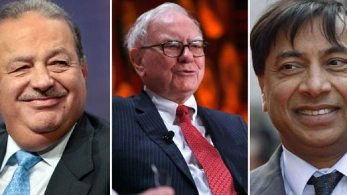 Carlos Slim tops the biggest ever Forbes rich list, Asians outdo Europeans